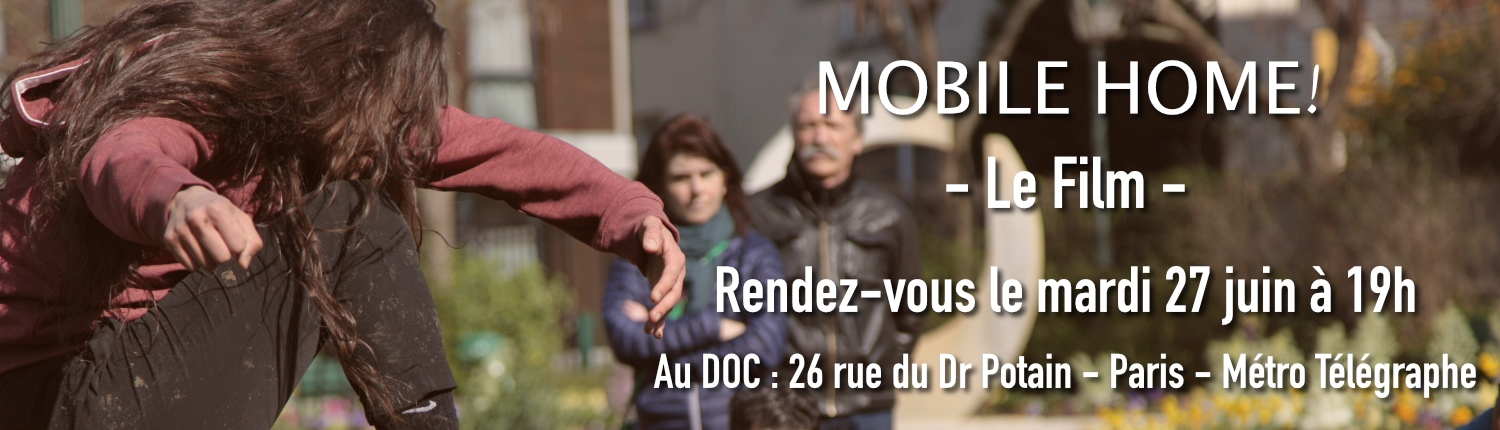 Projection du film Mobile Home